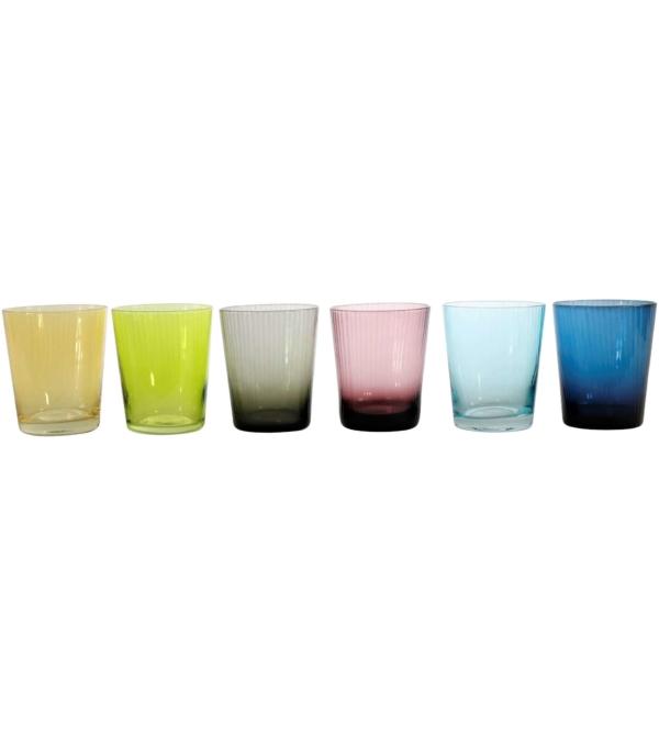 Набор бокалов для воды Лулу