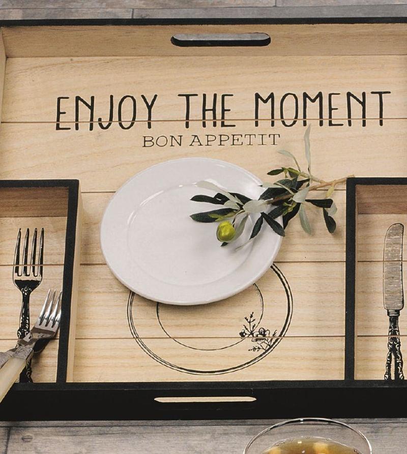 Поднос для сервировки Bon Appetit