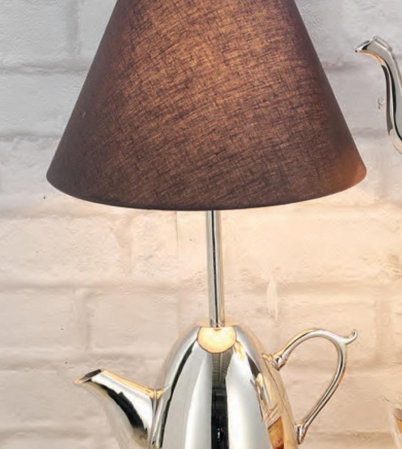 Лампа Чайник 50 см