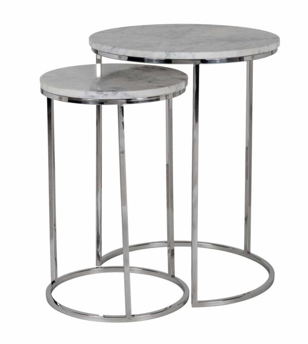Столик для кофе Lacey мраморный