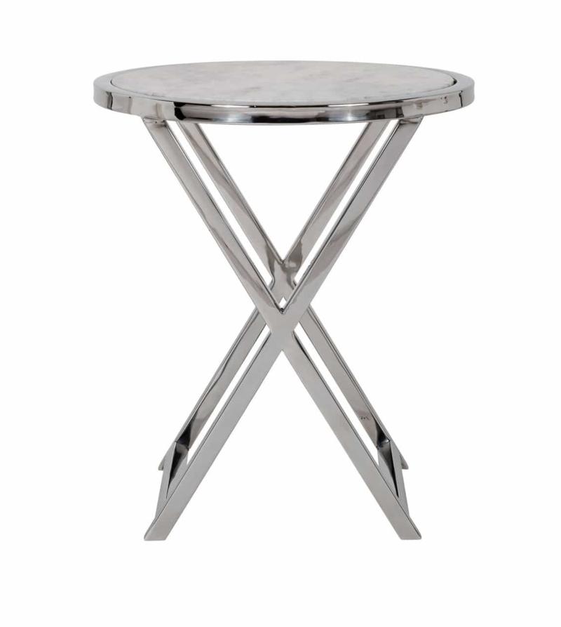 Столик для кофе Cameron мраморный
