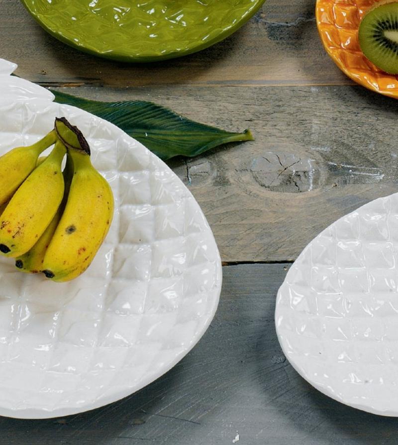 Набор тарелок Ананас