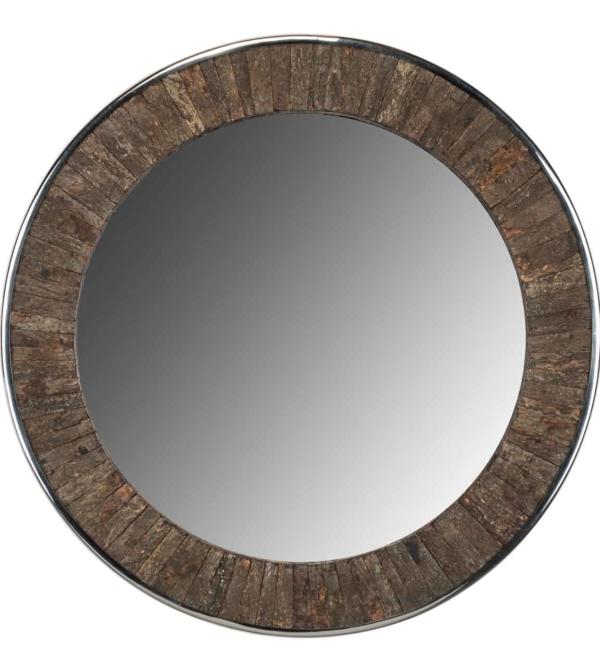 Зеркало Daiman round