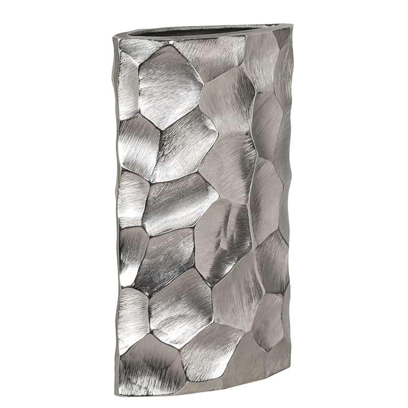 Ваза Gaby aluminium small