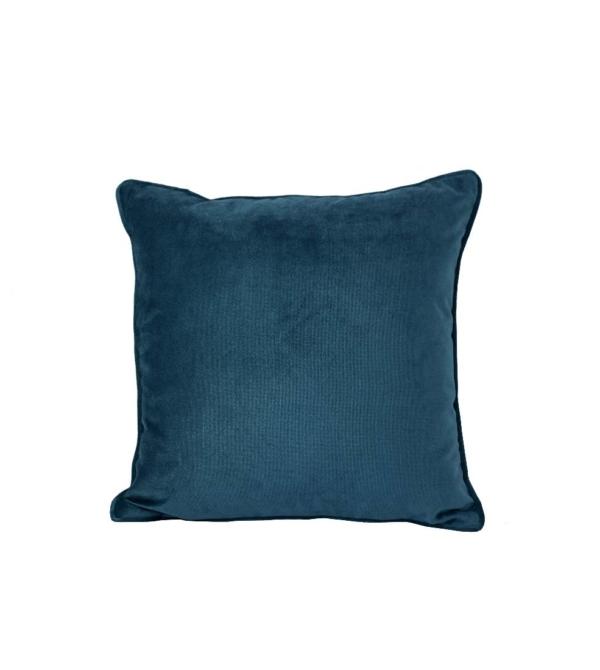 Подушка аквамарин