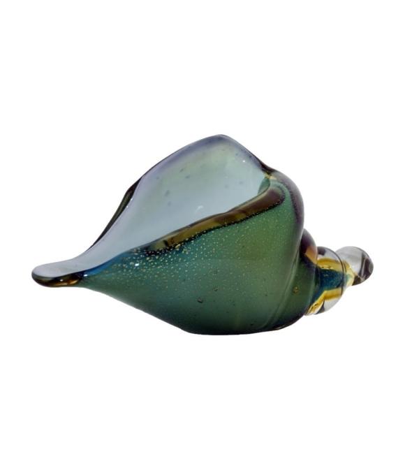 Фигурка стеклянная Ракушка