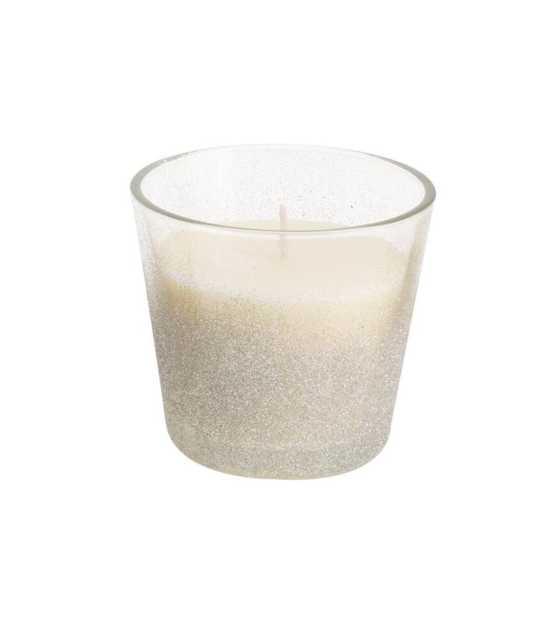 Свеча ароматическая в стакане