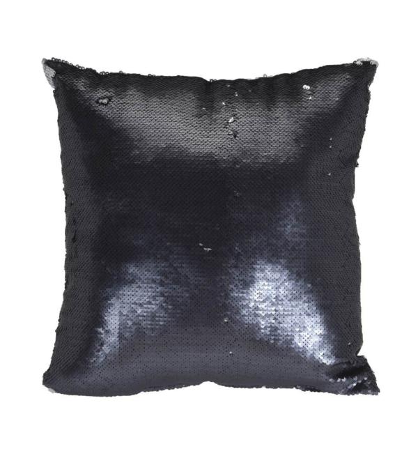 Подушка декоративная с пайетками