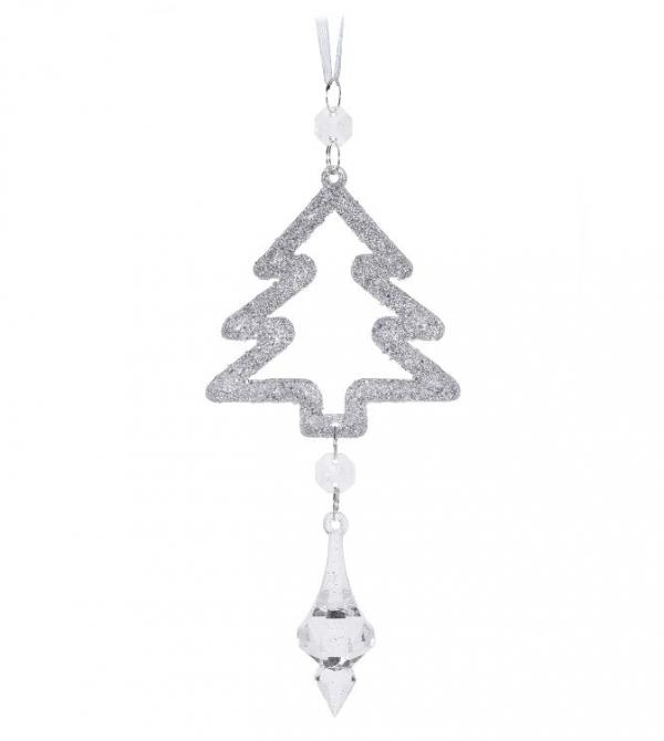 Новогоднее декоративное подвесное украшение