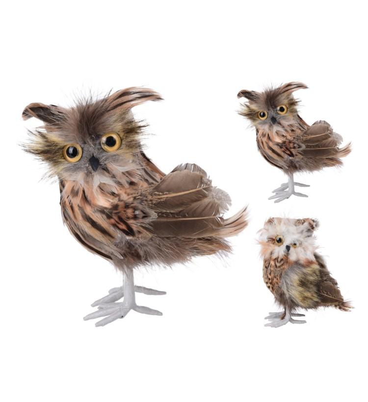 Декоративная фигура птицы